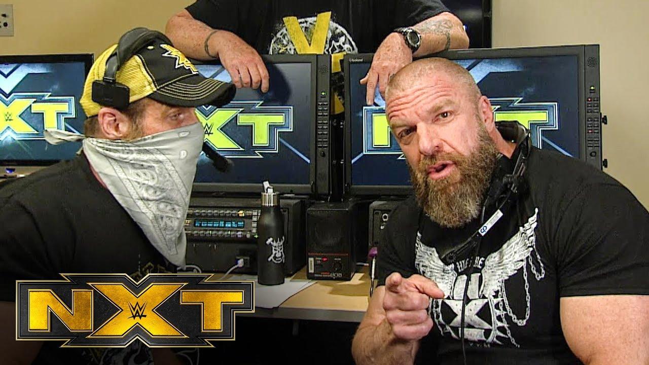Triple H In Quarantine, Shawn Michaels And Road Dogg Ran 3