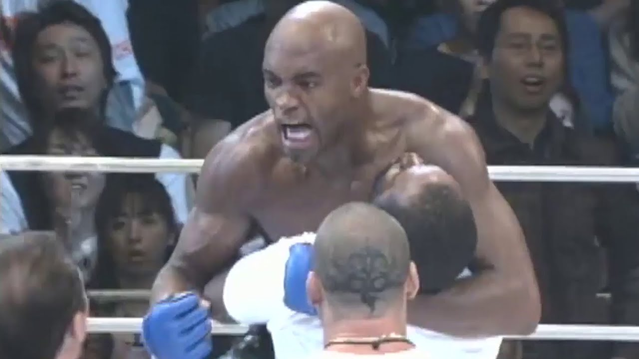 Video: Four Memorable Moments In PRIDE FC History ...