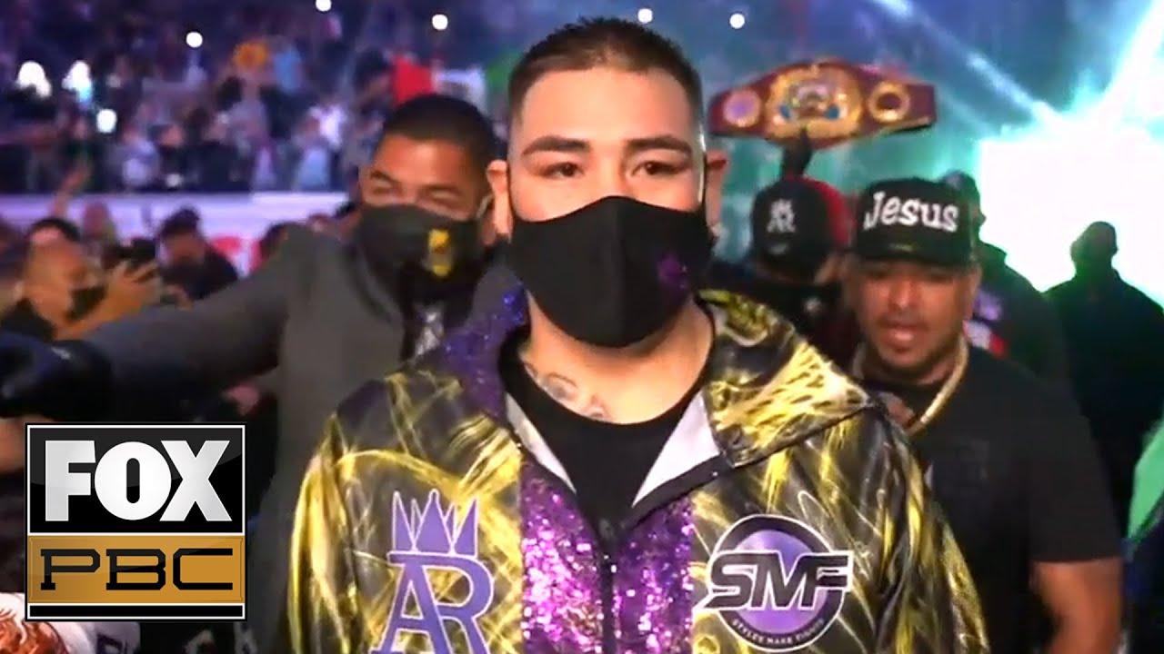 Video: Crowds Brawl At Andy Ruiz Jr vs. Chris Arreola Boxing Event